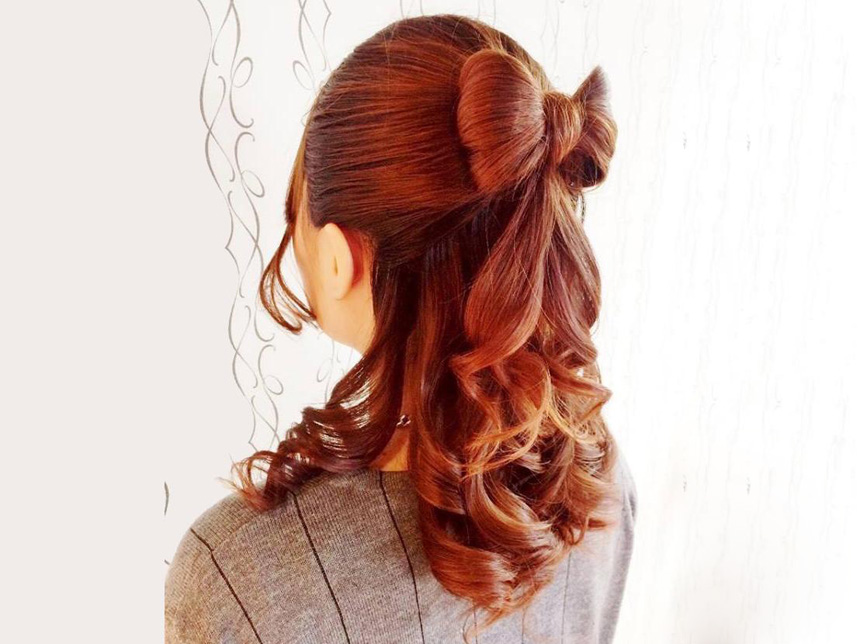 ヘアセット&アレンジ専門店 ピンクサファイア