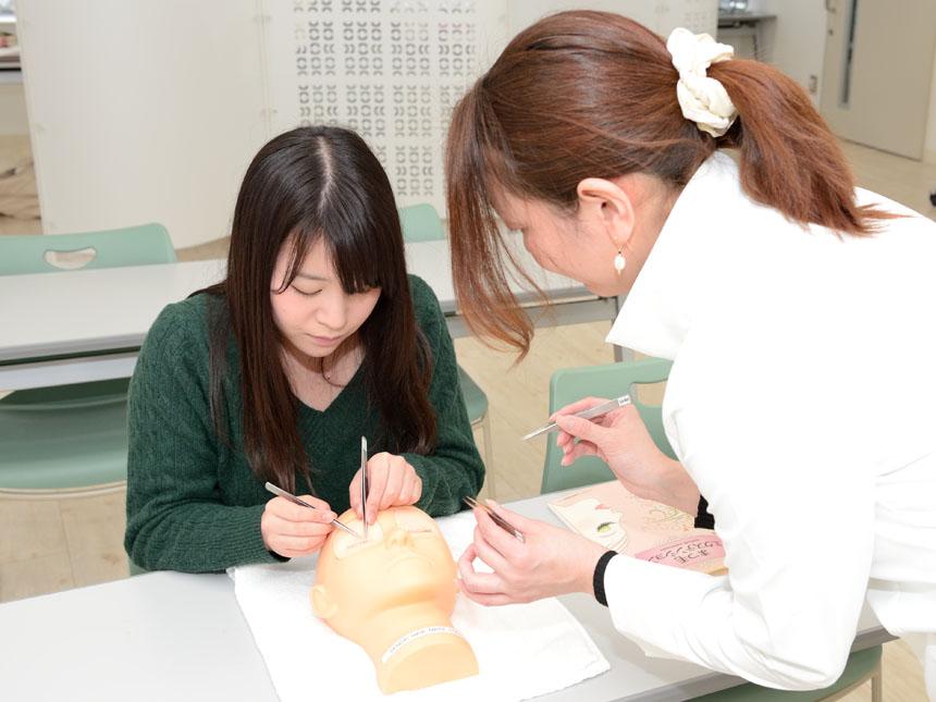 まつげエクステスクール GIBA仙台校