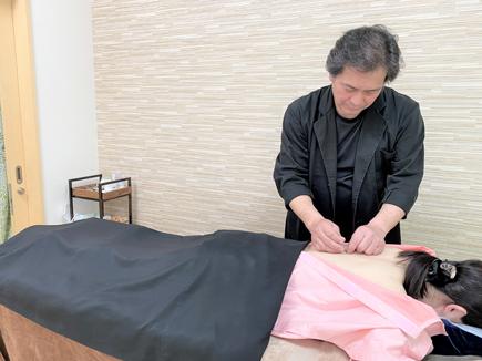 瑠璃庵鍼治療